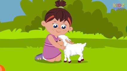 Mary Had A Little Lamb - Nursery Rhyme In English With Full Lyrics