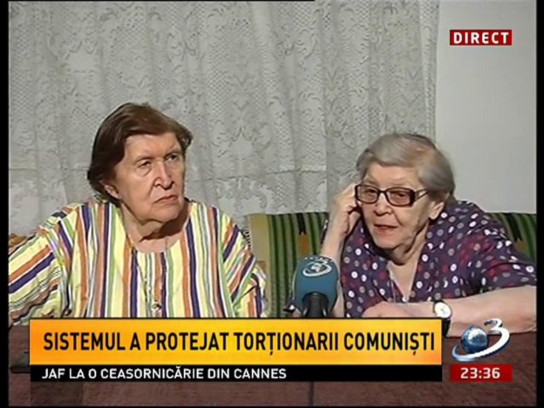 SURORILE LUI CORNELIU COPOSU la Sinteza zilei, despre fratele lor, tortionari si Romania de azi