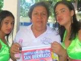 Falleció la docente Gavis Graciela Galván quien laboraba en el plantel educativo san Bernardo