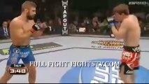 Gaff vs Nunes highlights