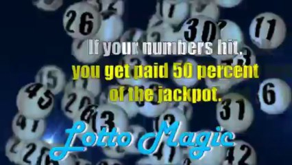Lotto Magic - It's the only home based business that pays you to play the lottery