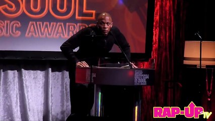 Dr. Dre Presents Kendrick Lamar with ASCAP Vanguard Award
