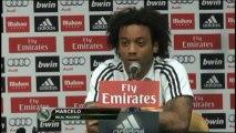 """Reals Marcelo lockt Bale: """"Ein toller Spieler"""""""