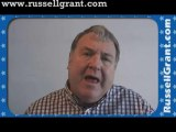 Russell Grant Video Horoscope Taurus August Sunday 4th 2013 www.russellgrant.com