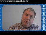 Russell Grant Video Horoscope Scorpio August Sunday 4th 2013 www.russellgrant.com