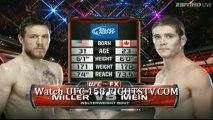 Watch Amanda Nunes vs Sheila Gaff Fight