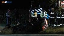 Dodelijk ongeval in De Punt - RTV Noord