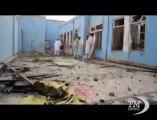 Afghanistan, strage di bambini in attentato a consolato India. Nove morti tra i civili, sette vittime sono piccoli afgani