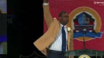 Cris Carter Inducted into Hall of Fame