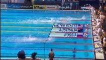 Swimming WCH: Men's 4x100m Medley - Men's 400m medley