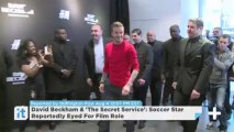 David Beckham & 'The Secret Service': Soccer Star Reportedly Eyed For Film Role
