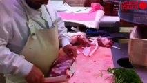 Élaboration des morceaux de viande - Société des Éleveurs de la Charentonne
