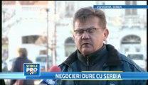 Vlasi na PRO TV - Protocolul intre Romania si Serbia.