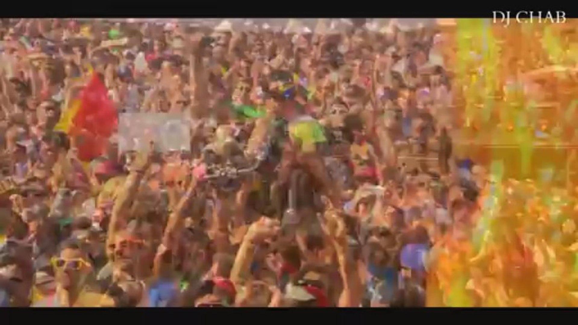 TOMORROWLAND 2012 SUMMER MIX ; DJ CHAB Spécial