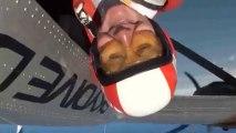 """PARACHUTISME - CHAMPIONNATS DU MONDE DUBAI 2012 : Freefly - """"France 1 saut libre 6"""""""