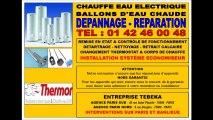 THERMOR - CHAUFFE EAU ELECTRIQUES SAV - 0142460048 - PARIS - DEPANNAGES REPARATIONS