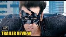 Krrish 3 Trailer Review | Hrithik Roshan, Priyanka Chopra, Vivek Oberoi, Kangana Ranaut