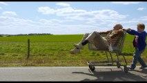 """Jackass Presents: Bad Grandpa"" New Comedy Trailer"