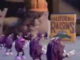 Commercial - California Raisins + Construction Guy