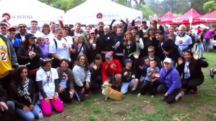 EA @ AIDS Walk San Francisco 2013 de