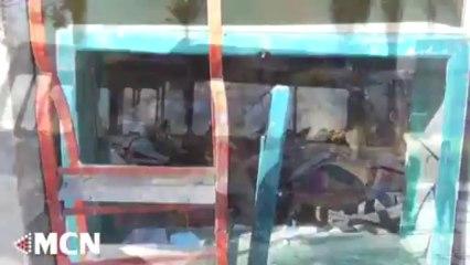 Les propriétés des coptes en ruine après les incendies par les Pro-Morsi