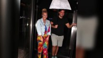 Helen Flanagan Brightens Up For Dinner With TOWIE's James Argent