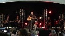 Enrico Macias en concert à l'hôpital Paul-Brousse