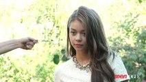 Teen Vogue Behind the Scenes - Sarah Hylands Teen Vogue Photo Shoot
