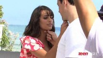 Teen Vogue Cover Stars - Lea Michele and Cory Monteith's Teen Vogue Cover Shoot