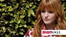Teen Vogue Behind the Scenes - Bella Thornes Teen Vogue Photo Shoot