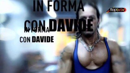 Gli addominali di Davide Di Porto