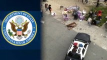 Venice Beach Terror, State Department Alert, Tainted Salads, and Happy Birthday Mr. President