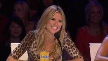 Sexy Heidi Klum and Mel B Go Crazy Over Hunks On AGT
