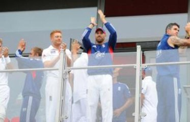 Exclusive - Mark Ramprakash hails 'outstanding' England