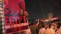 Egypte: centaines de milliers d'anti-Morsi au Caire