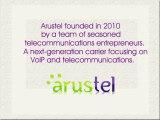 ARUS TELECOM LTD ARUS TELECOM LTD :: WHOLESALE TERMINATION SERVICES