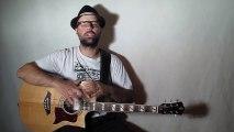 Le rythme à la guitare, les 8 demi-temps (rythme 03) avec zamzam