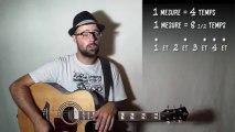 Le rythme à la guitare 2 motifs dans ton répertoire (rythme 05) avec zamzam