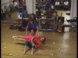 Cours de danse contemporaine toulouse - spectacle 2013 - union des arts -