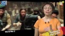 World War Z décrypté dans «Ciné Vié», l'émission cinéma de «20 Minutes»ciné vié