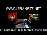 MUSIQUE CLASSIQUE / LePianiste.Net, pianiste pour mariages, soirées privées et comités d'entreprise à Nice, Cannes, Monaco, Paris, Marseille