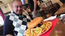 Le burger impossible à manger