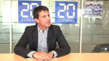Interview de Manuel Valls - Etes-vous d?accord ou pas d?accord avec ces propositions extraites du projet du PS