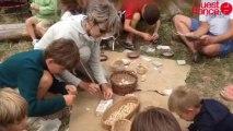 Rencontres préhistoriques au Cairn du Petit mont - Rencontres préhistoriques au Cairn du Petit mont