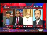 Off The Record _ 7th August 2013 With Kashif Abbasi