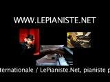 VARIETE INTERNATIONALE / LePianiste.Net, pianiste pour mariages, soirées privées et comités d'entreprise à Nice, Cannes, Monaco, Paris, Marseille