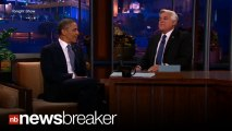 OBAMA ON LENO: President Talks Snowden, Spying and Trayvon on Tonight Show