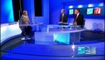 Marine Le Pen, présidente du Front national et candidate à l'élection présidentielle