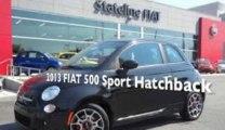 FIAT 500 Sport Hatchback Dealer Lancaster, SC | Fiat Dealership Lancaster, SC