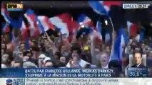 Nicolas Sarkozy s'exprime suite à l'élection de François Hollande
